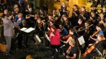 Chloé répétition orchestre