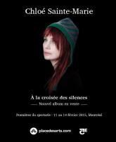 Chloé Sainte-Marie À la croisée des silences