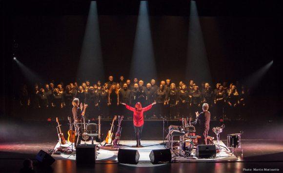 Choeur Daveluy et Choeur du moment Montréal - Chloé Sainte-Marie - À la croisée des silences
