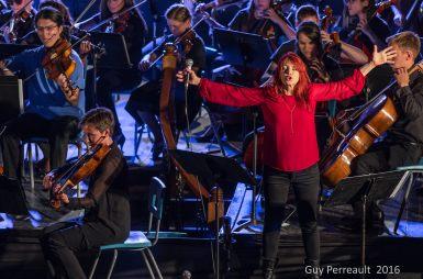 Chloé Eurochestries 2016 - Camp musical St-Alexandre - Choeur du moment Montréal